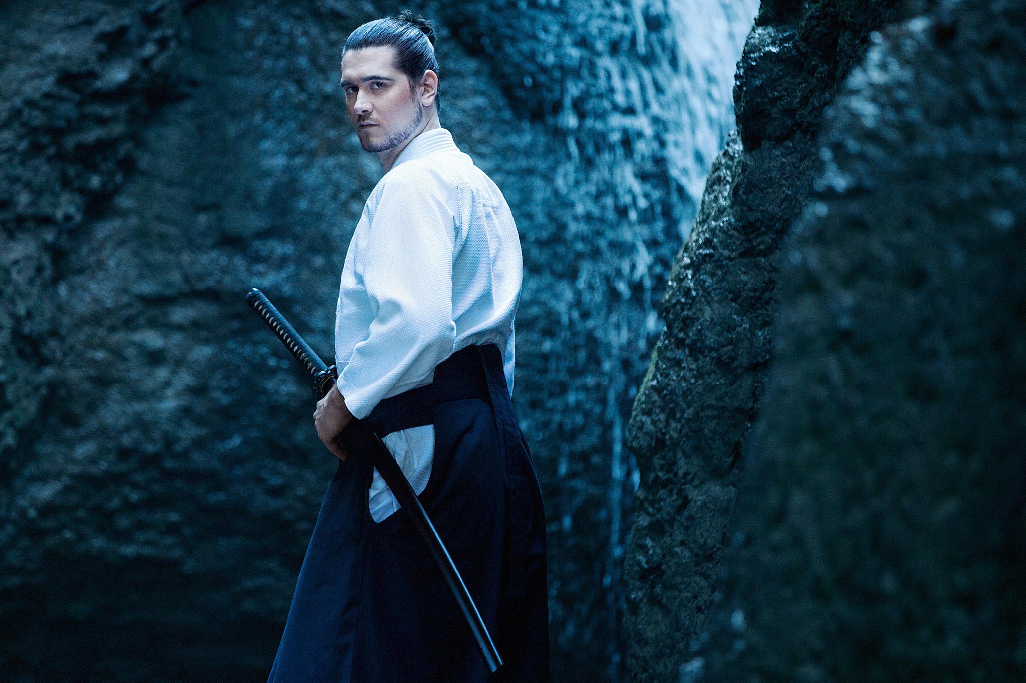 Samurai © timo orubolo | www.orubolo.ch