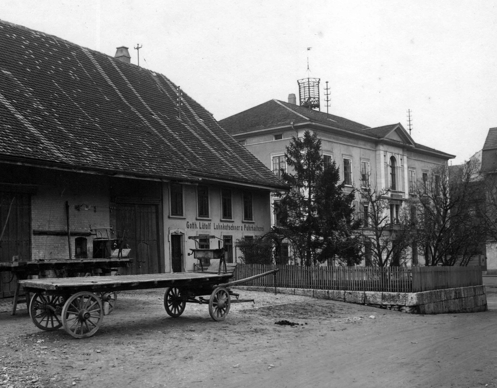 Olten Konradstrasse