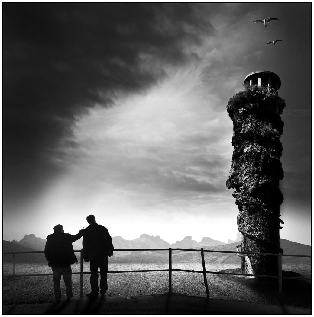 Ein Bild von Heinrich Kessler, Mitglied des Fotoclub AARSO